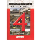 Railway Track Diagrams 4: Midlands & North West (3rd Edition)