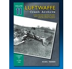 Luftwaffe Crash Archive Volume 11: 1st January 1944 to 31st May 1944